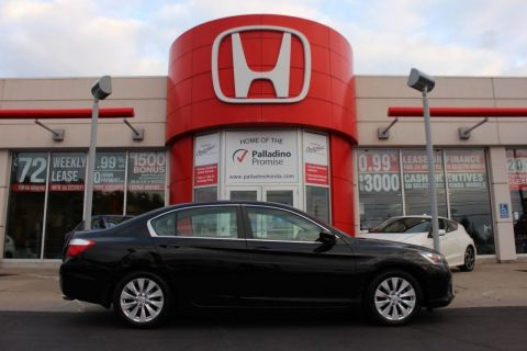 Pre-Owned 2014 Honda Accord Sedan LX- BACKUP CAM+ HEATED SEATS & MORE! FWD 4dr Car
