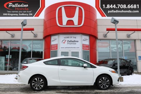 Pre-Owned 2015 Honda Civic Coupe EX -STYLISH AND SPORTY - FWD 2dr Car