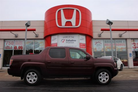 Pre-Owned 2007 Honda Ridgeline AS TRADED 4WD