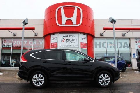 Pre-Owned 2014 Honda CR-V EX - FUN AND PRACTICAL AWD