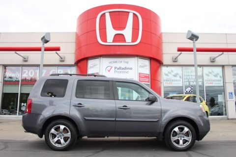 Pre-Owned 2014 Honda Pilot EX - EIGHT SEATER FOUR WHEEL DRIVE - 4WD