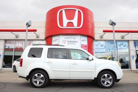 Pre-Owned 2014 Honda Pilot EX - ONE OF THE BEST SUVS YOU WILL EVER OWN - 4WD