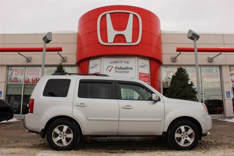 Pre-Owned 2010 Honda Pilot EX- 8 PASSENGER+ HEATED SEATS & MORE! 4WD