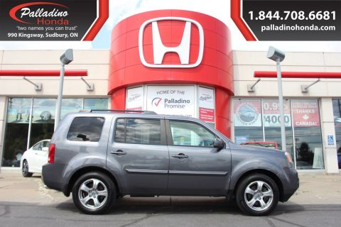 Pre-Owned 2015 Honda Pilot EX-L - COMFORTABLE SPORT UTILITY VEHICLE - 4WD