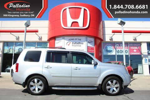 Pre-Owned 2015 Honda Pilot FULLY LOADED & BEST PRICE IN ONTARIO With Navigation & 4WD