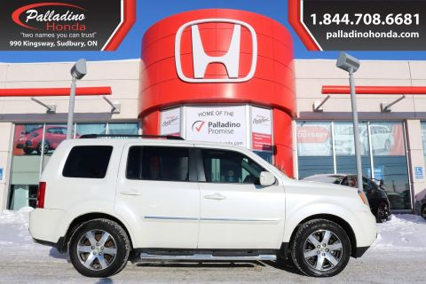 Pre-Owned 2013 Honda Pilot Touring - LOADED SUV WITH EVERYTHING YOU NEED With Navigation & 4WD