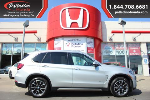 Pre-Owned 2016 BMW X5 SOPHISTICATED & LUXURIOUS With Navigation & AWD