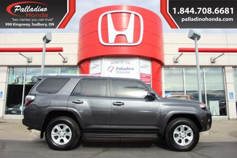 Pre-Owned 2015 Toyota 4Runner SR5 - GREAT IN ANY WEATHER - 4WD