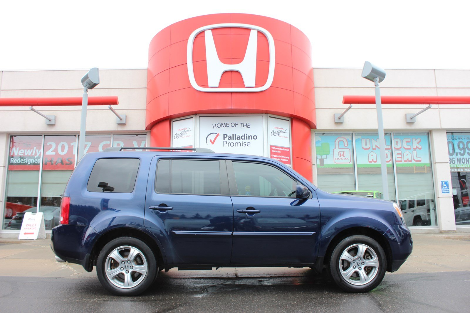 Pre-Owned 2014 Honda Pilot EX-L - GREAT SUV -